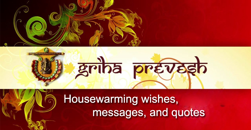 Griha Pravesh, The Indian House Warming.