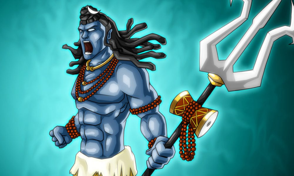 Angry Lord Shiva Smoking Chilam Hd Wallpapers And Images 3d Badhaai Com