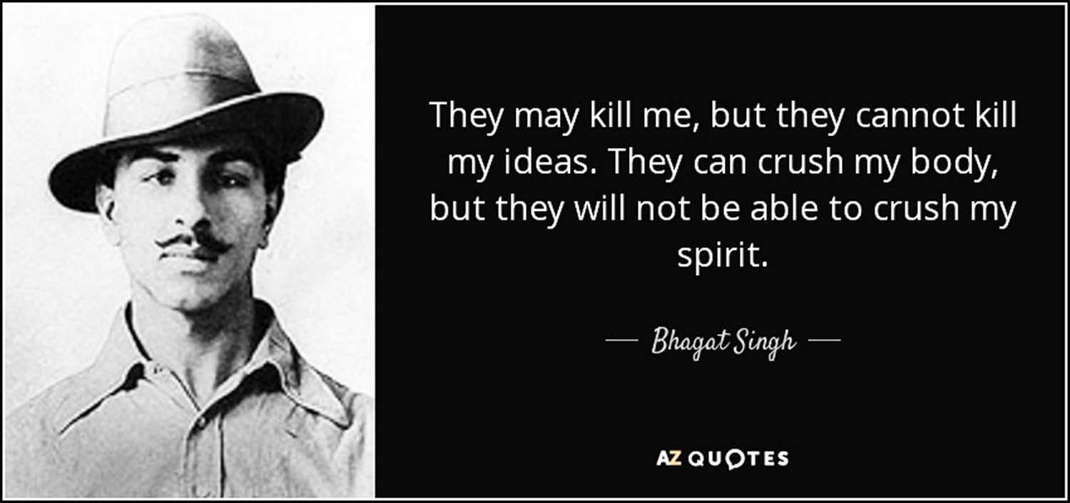 bhagat singh full photos