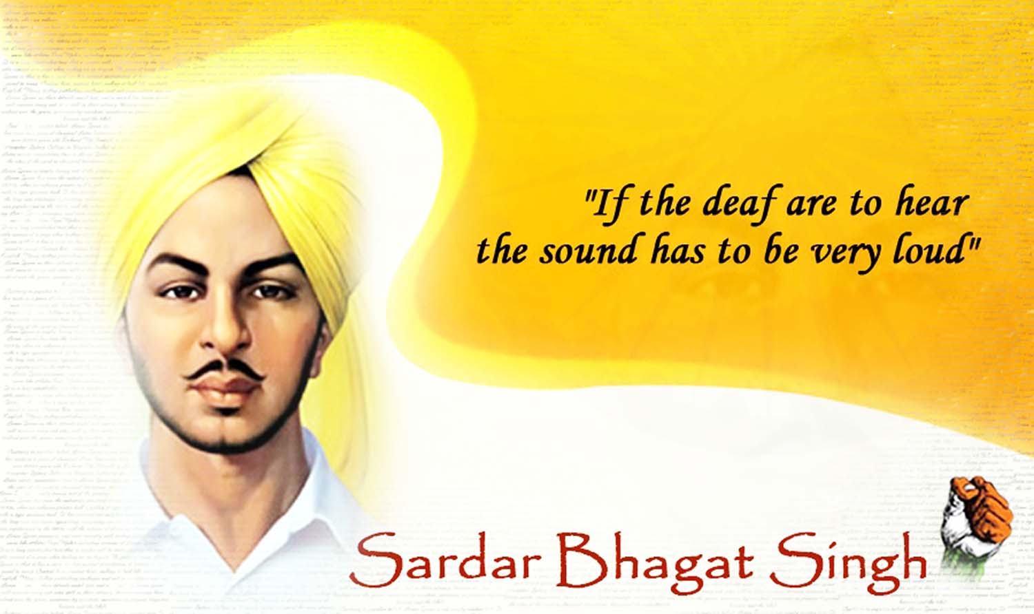 bhagat singh photo wallpapers