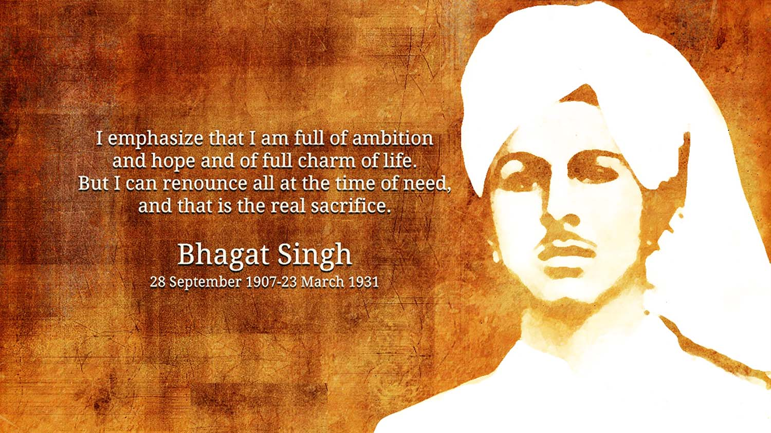 bhagat singh photos & wallpapers