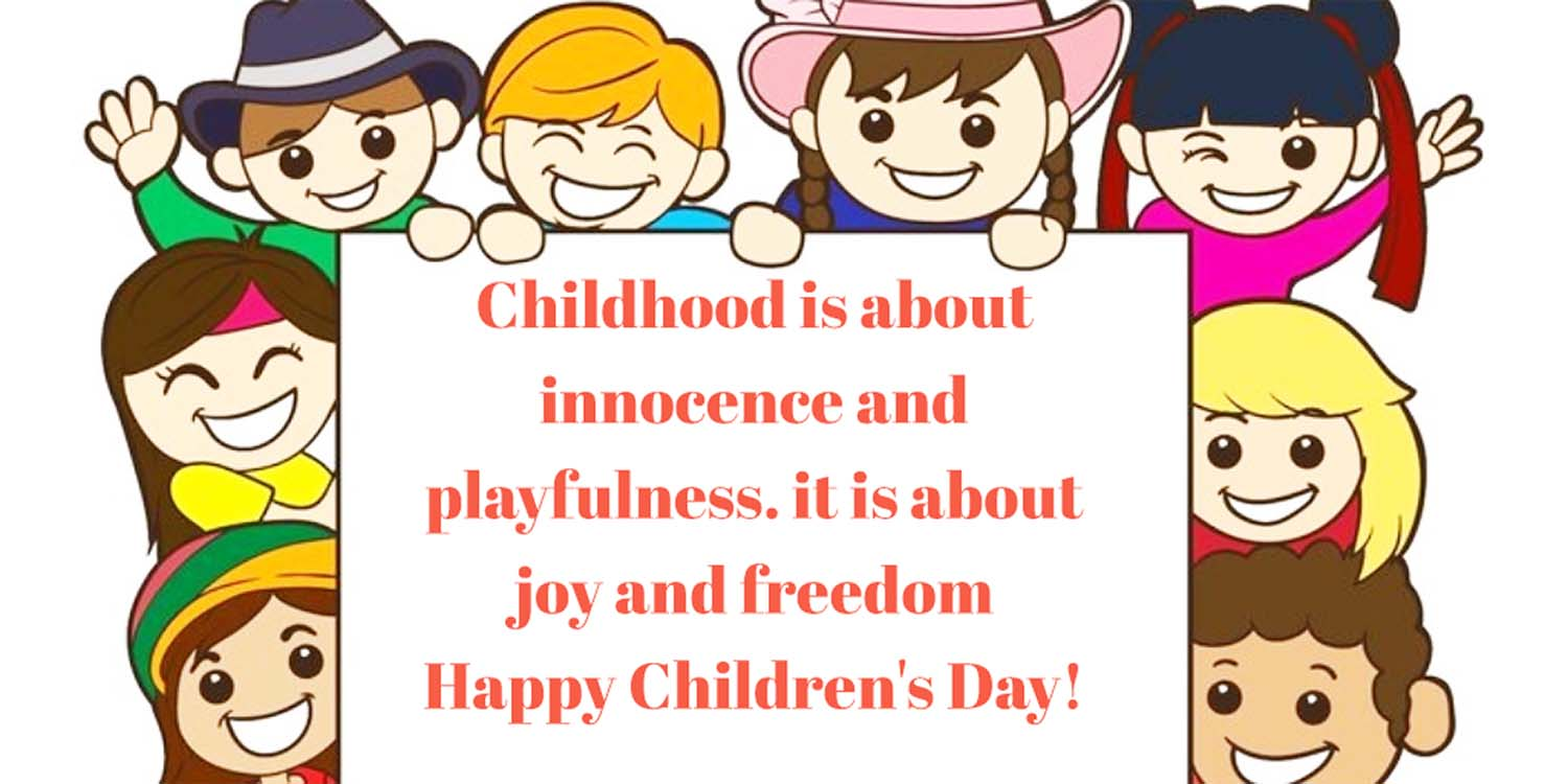 children's day poems english