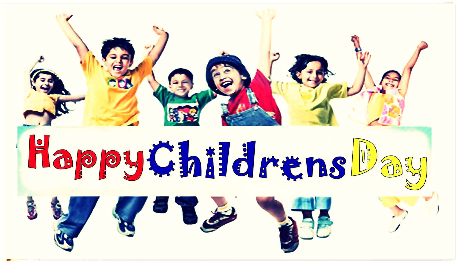 funny childrens day images