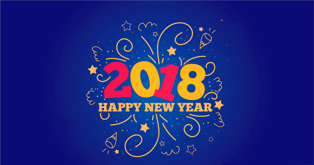 happy new year wishes 2018