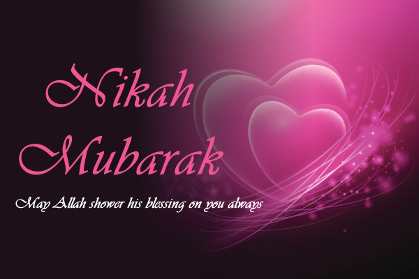 nikah wishes
