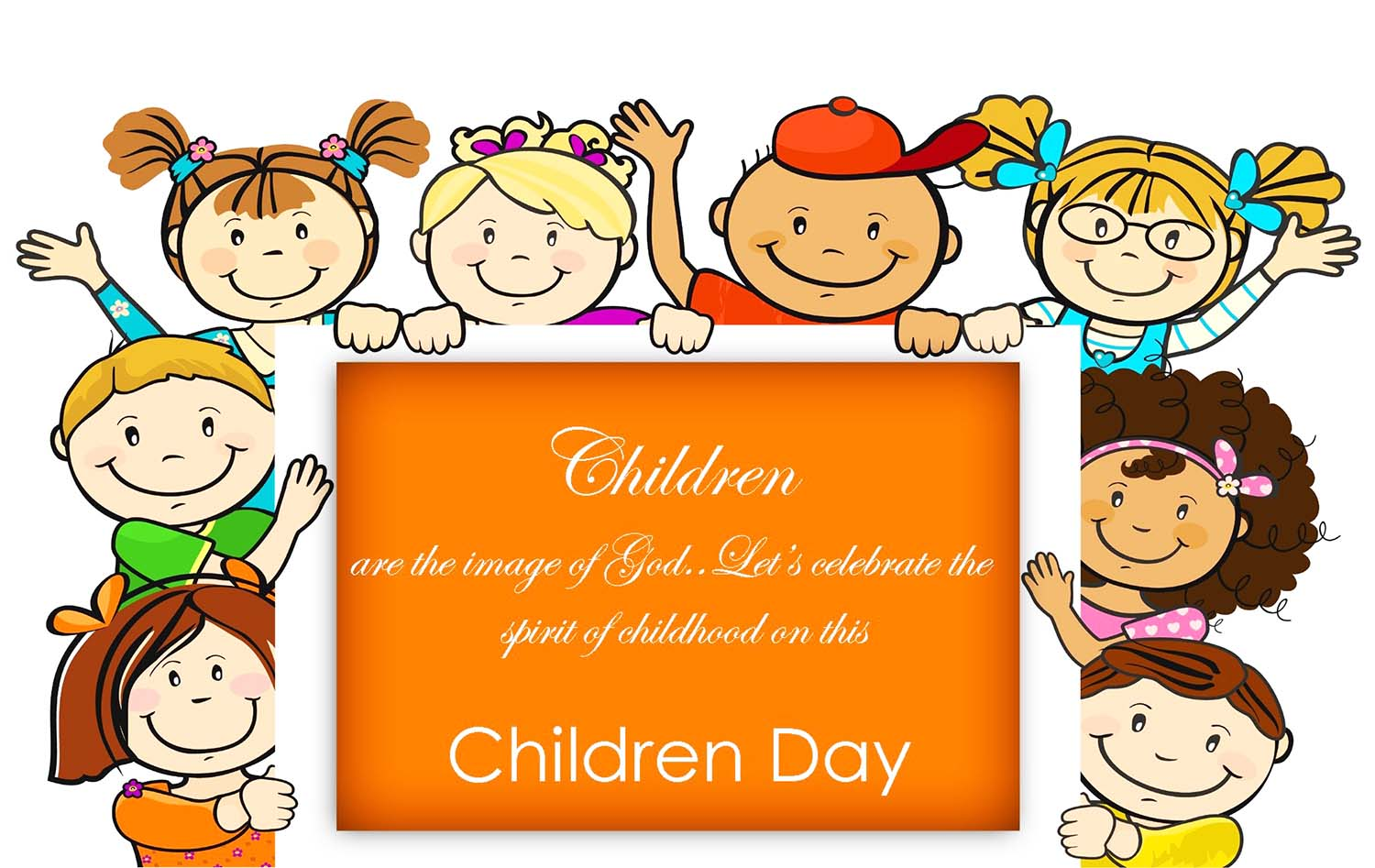 poem on children's day
