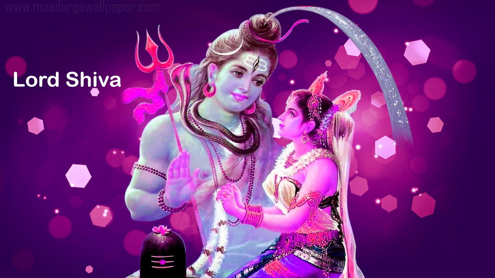 shiv parvati romantic images