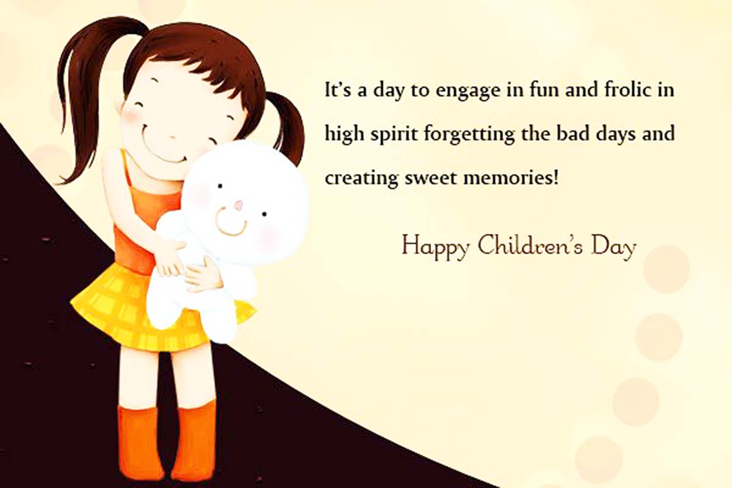 small thoughts on children's day
