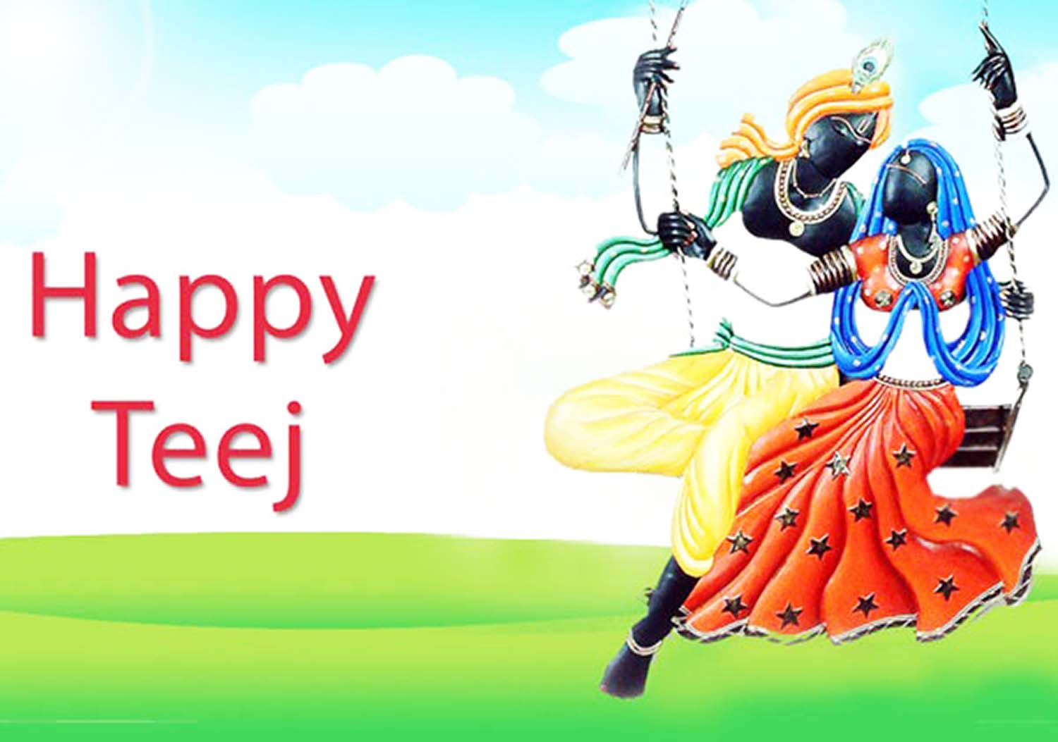 teej images free download