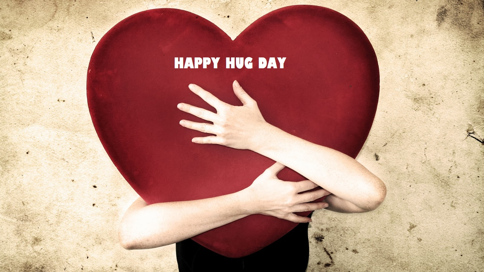 happy hug day images with quotes