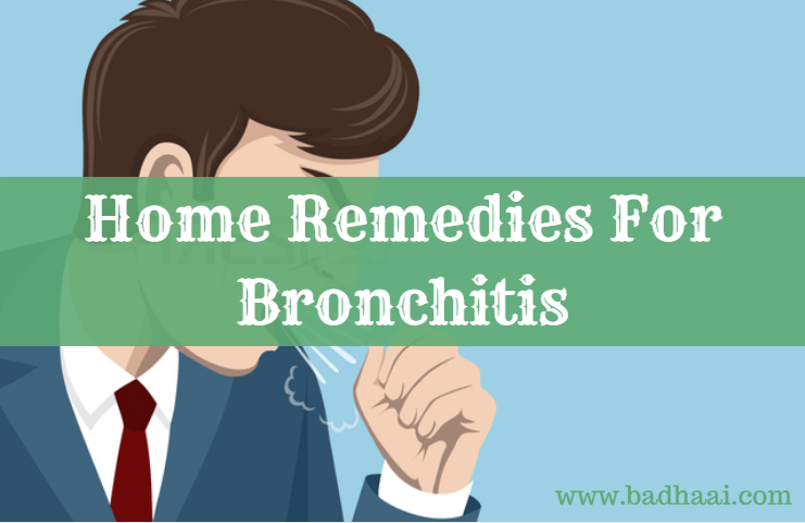 Home Remedies For Bronchitis With Ayurveda