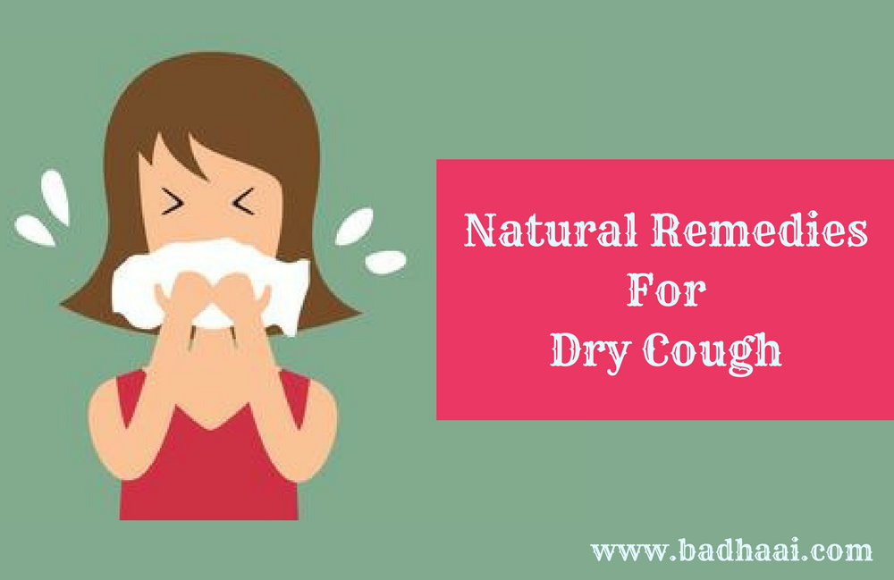 Natural Remedies for Dry Cough