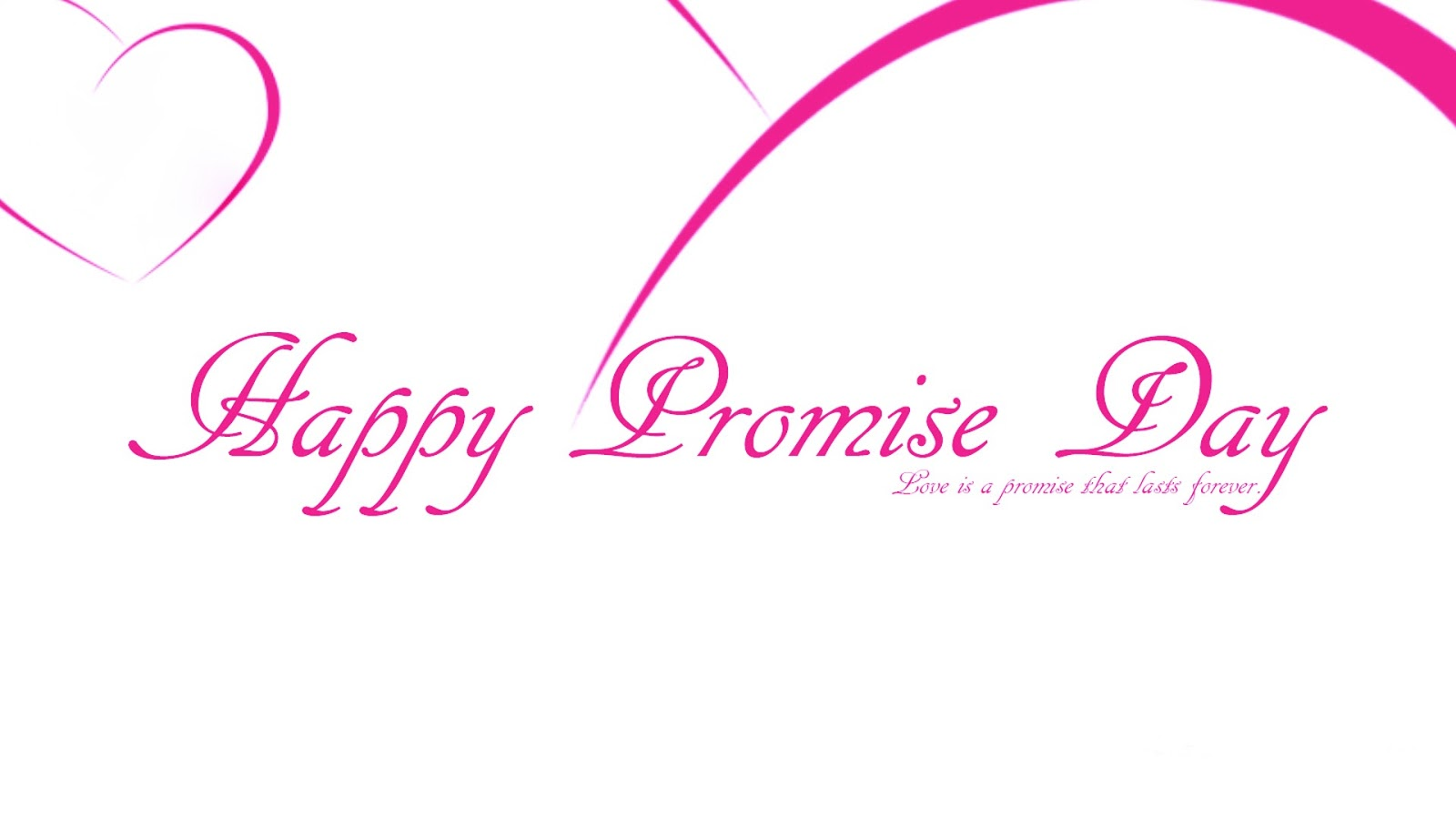 happy promise day photo