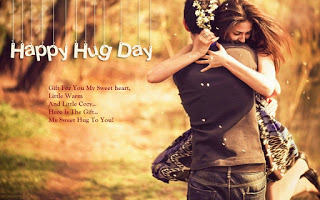 status for hug day