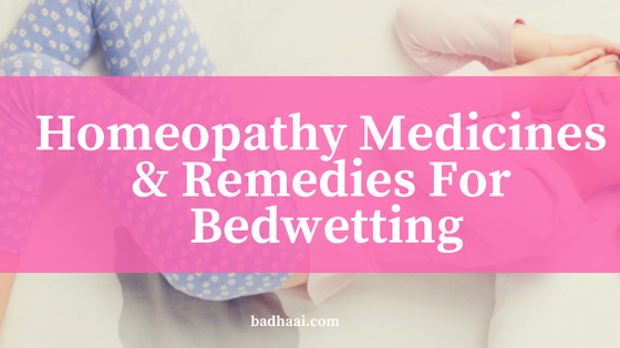 Homeopathy Medicines And Remedies For Bedwetting