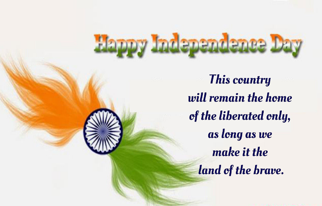 independence day greeting