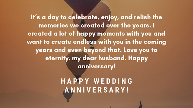 funny anniversary wishes for husband