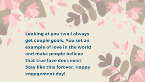engagement anniversary wishes for friend