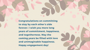 funny engagement wishes for best friend