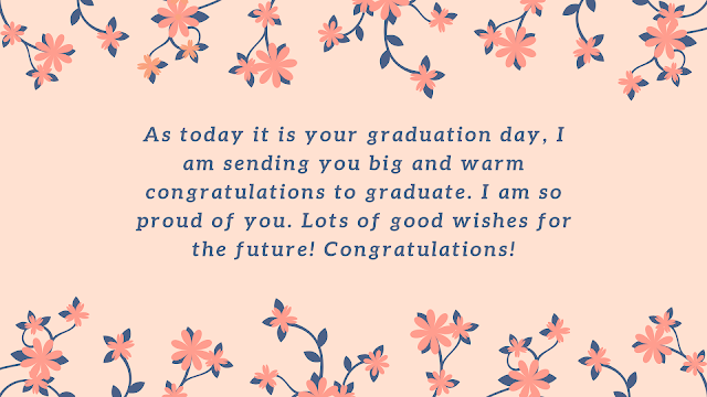 graduation quotes congratulations