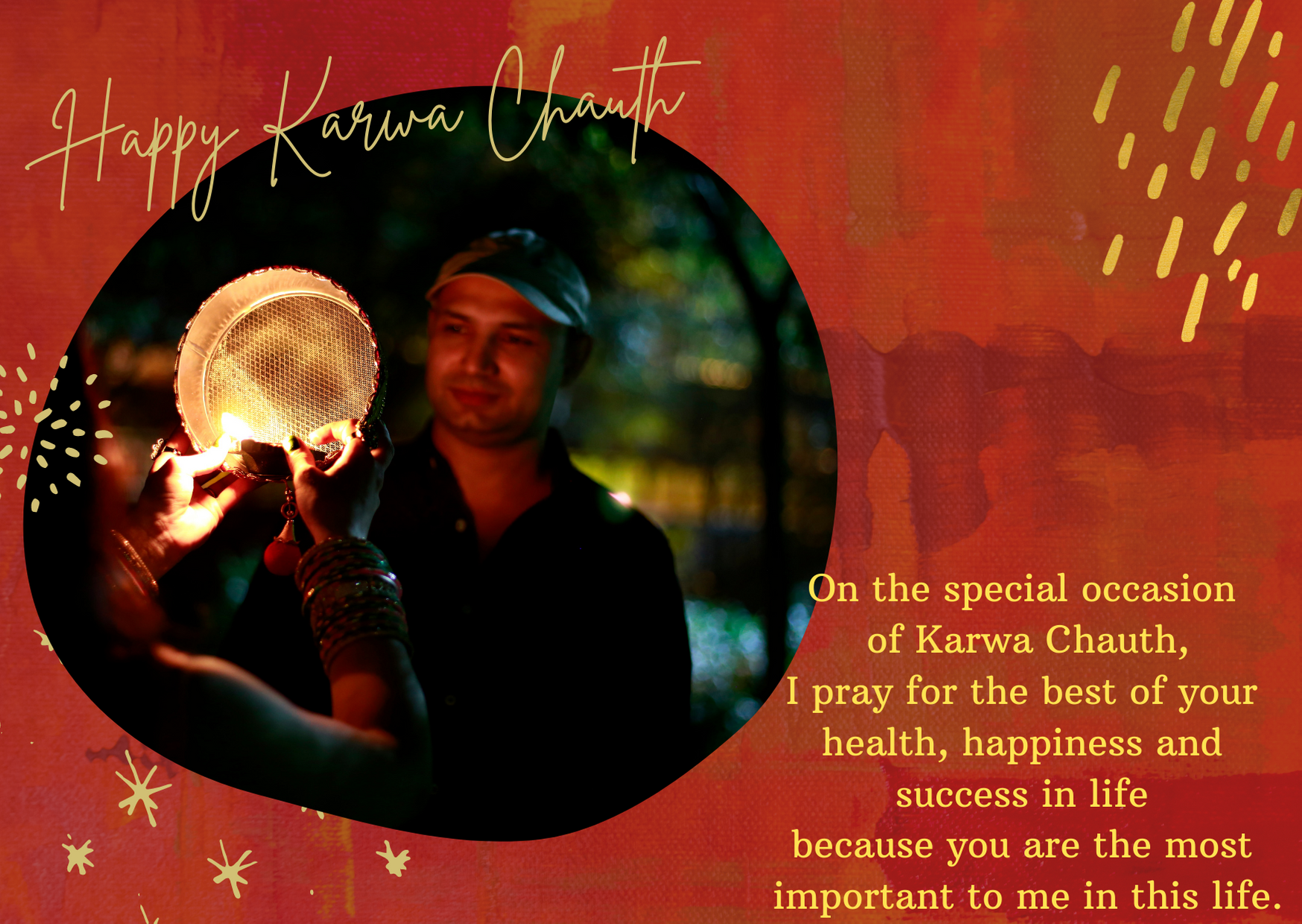 happy karwa chauth wishes to husband
