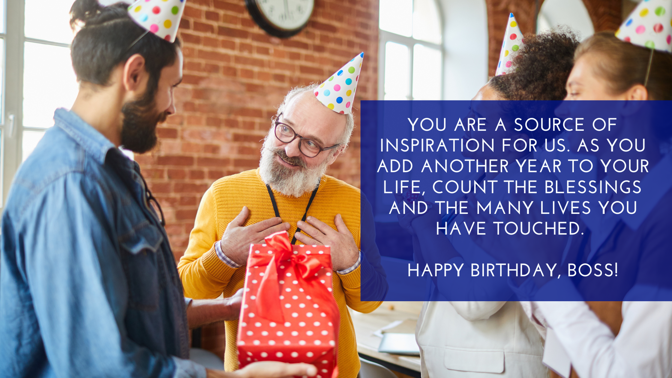 birthday wishes messages for boss