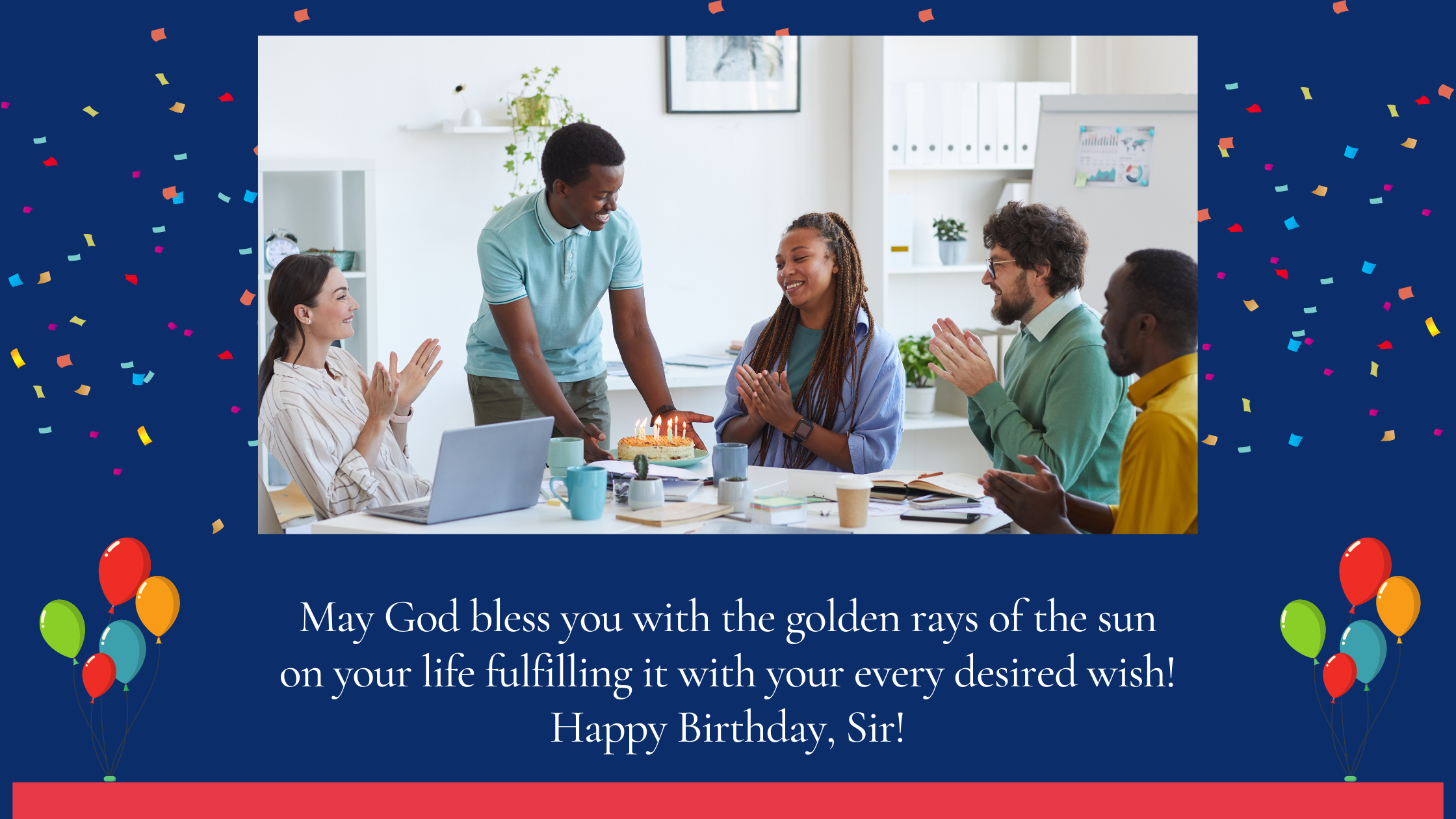 birthday wishes for my boss
