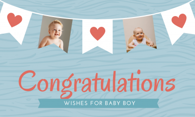 congratulations wishes for baby boy