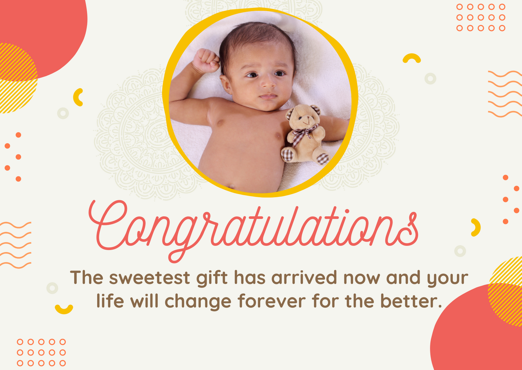 new baby boy wishes congratulations