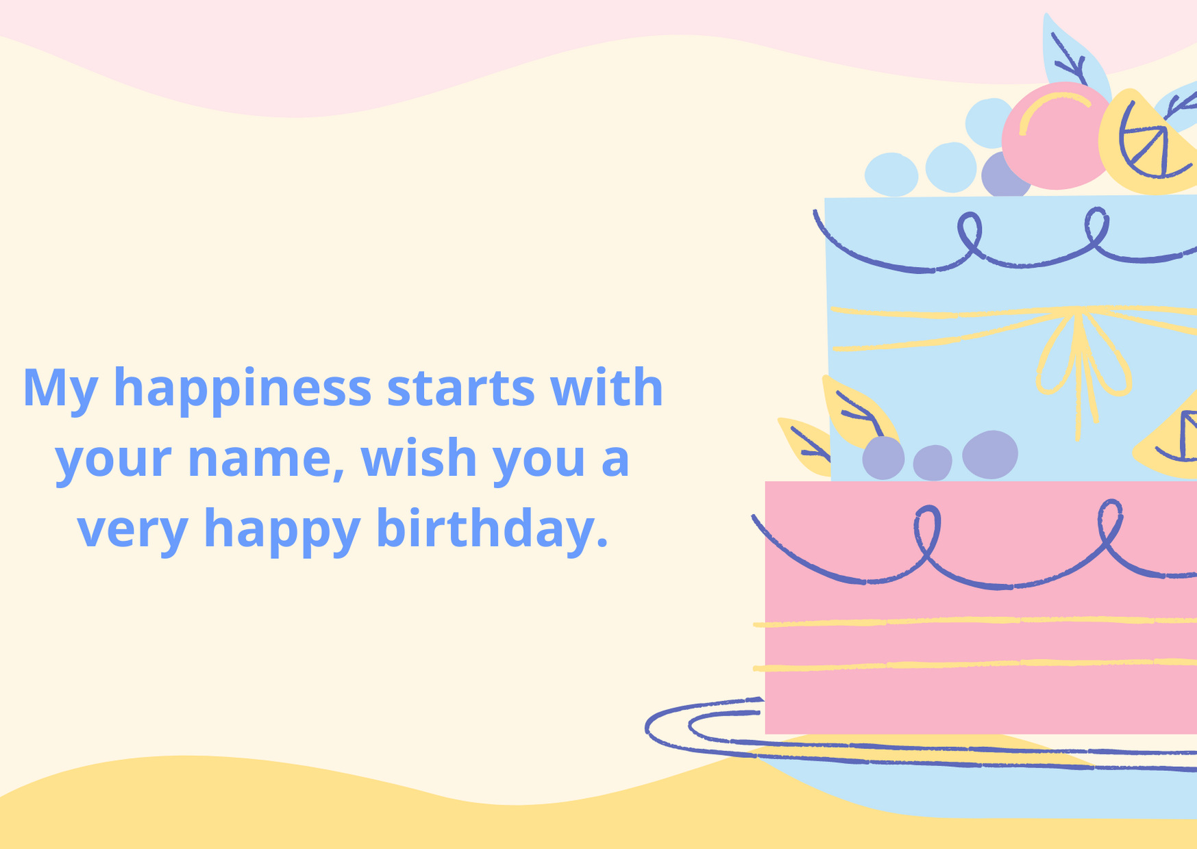 romantic birthday greetings for wife