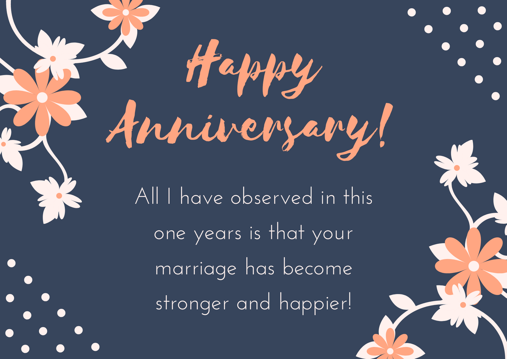 wedding anniversary messages for sister