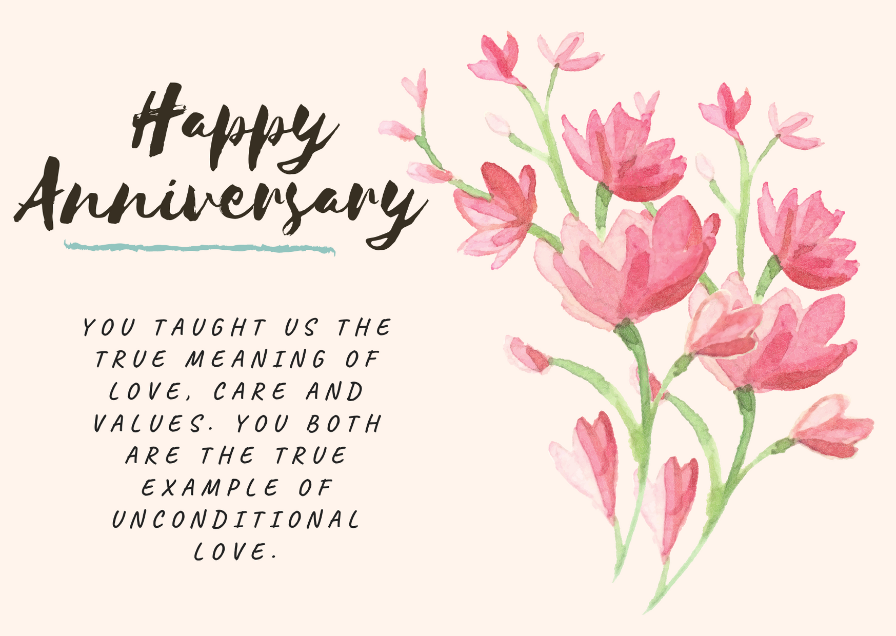 happy anniversary wishes to mom and dad