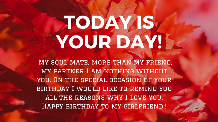 quotes for gf birthday