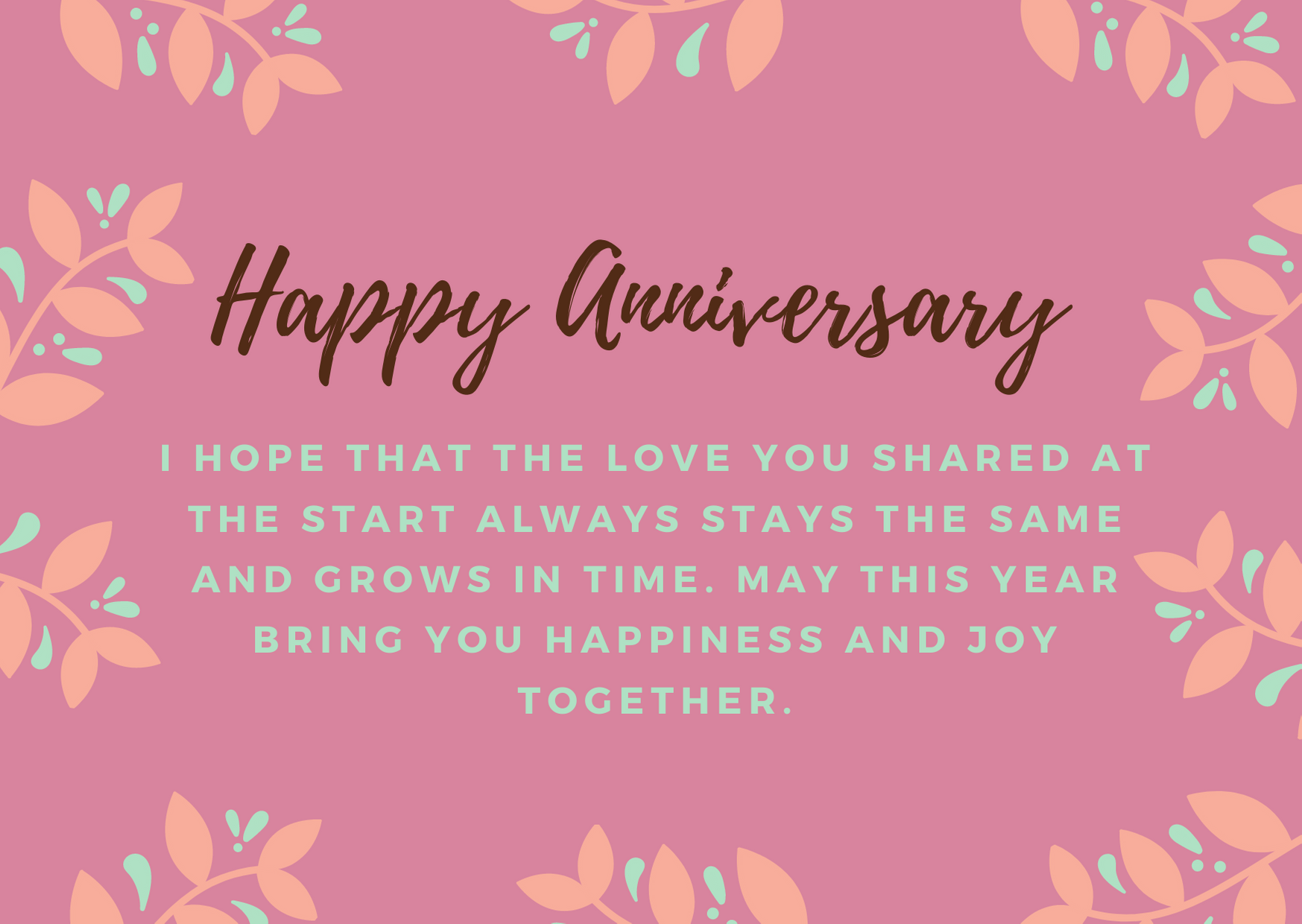 funny anniversary wishes for parents