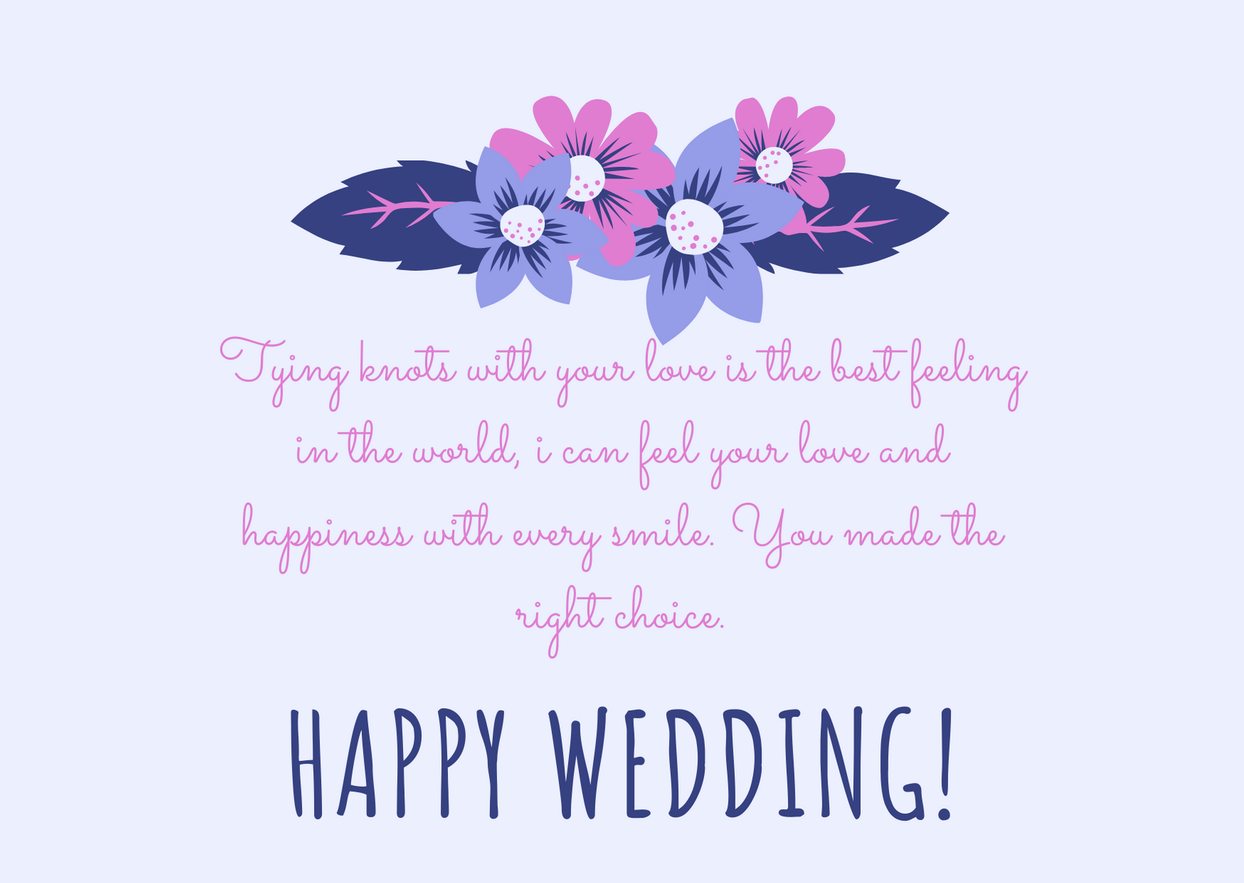congrats quotes for marriage