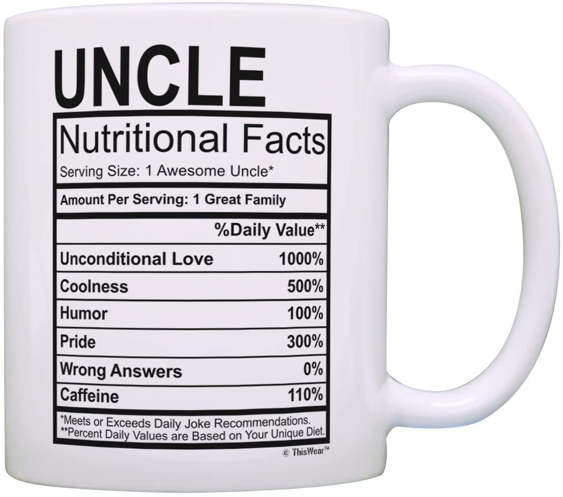 uncle birthday gifts