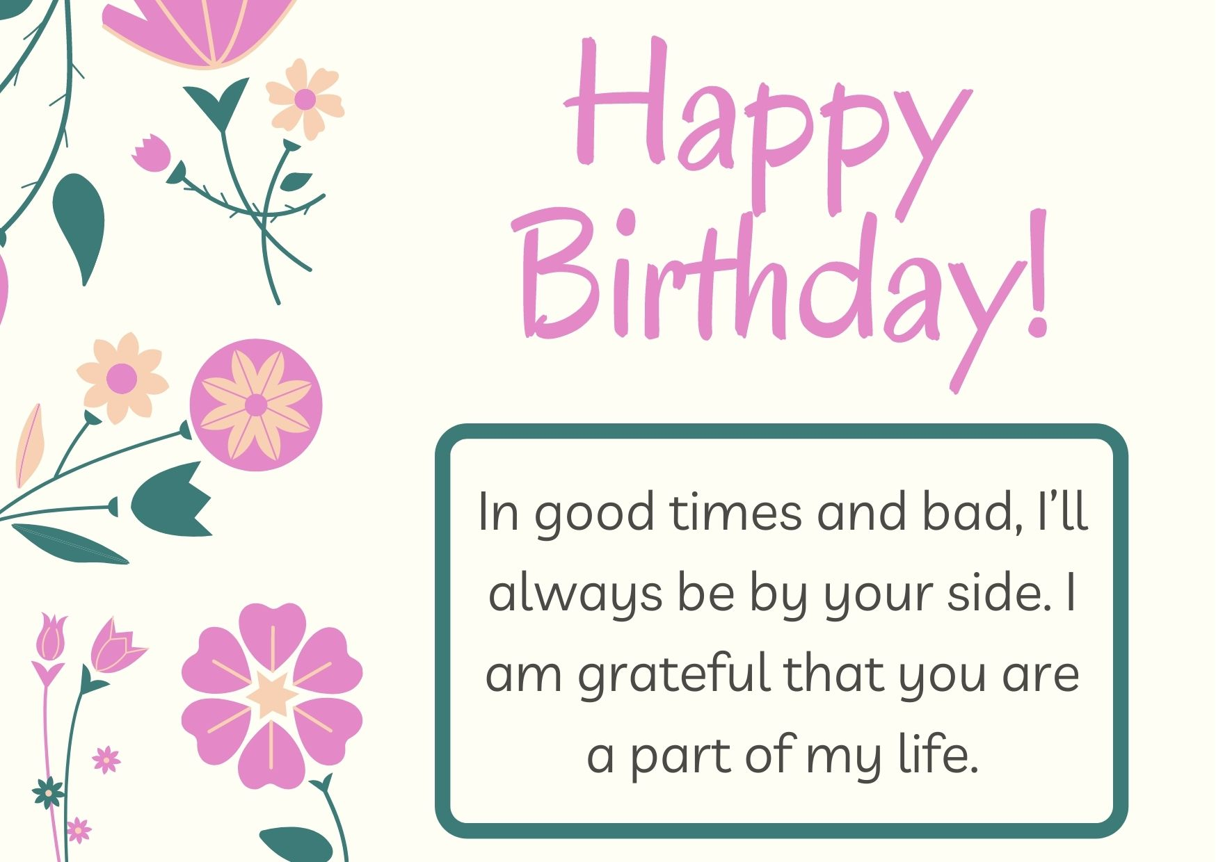 birthday greeting for male friend