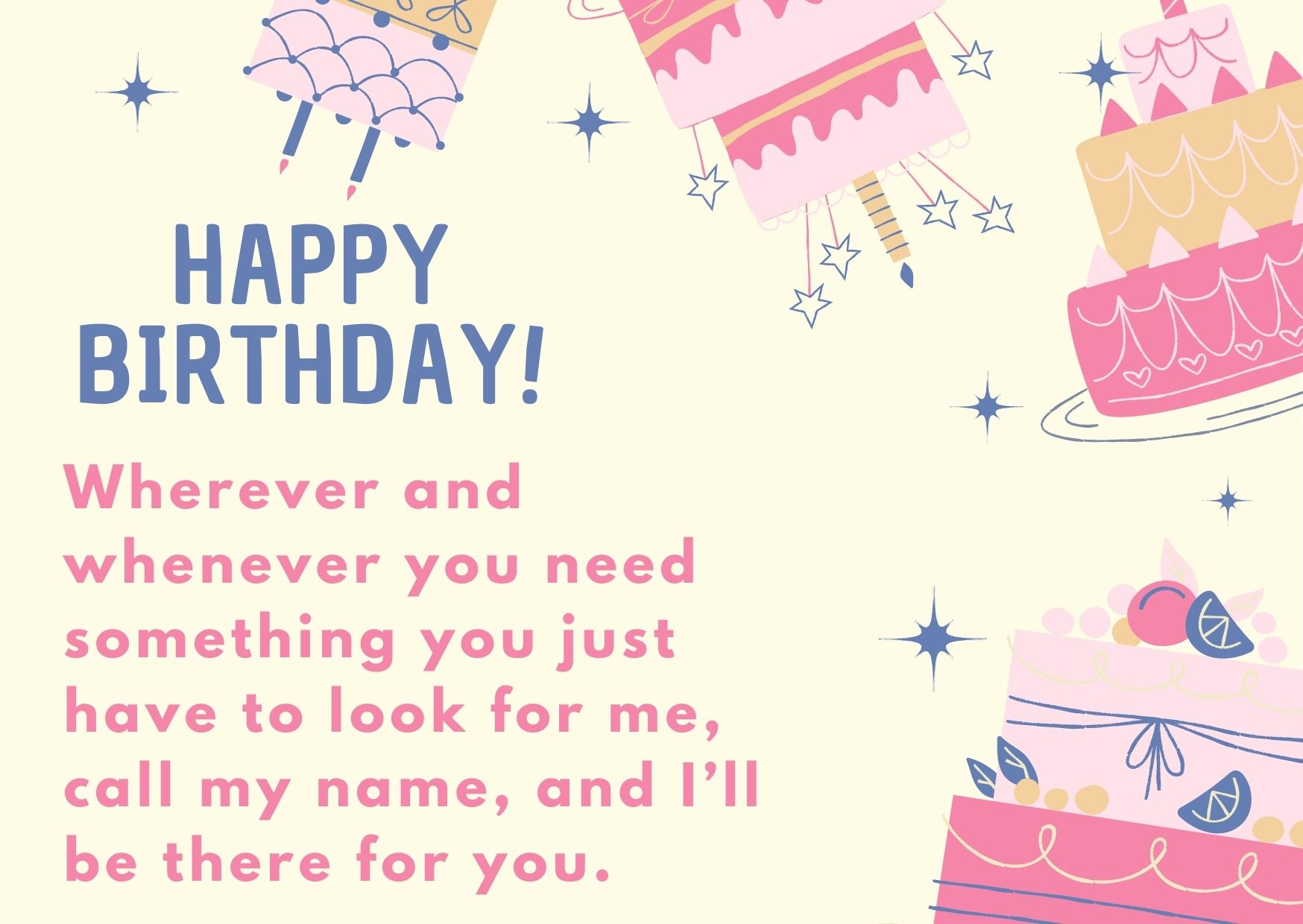 birthday wishes for my childhood male friend