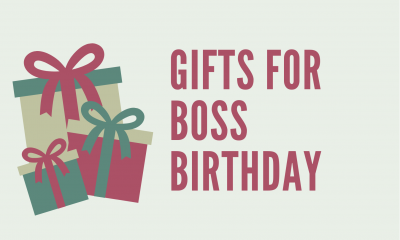 gifts for boss birthday