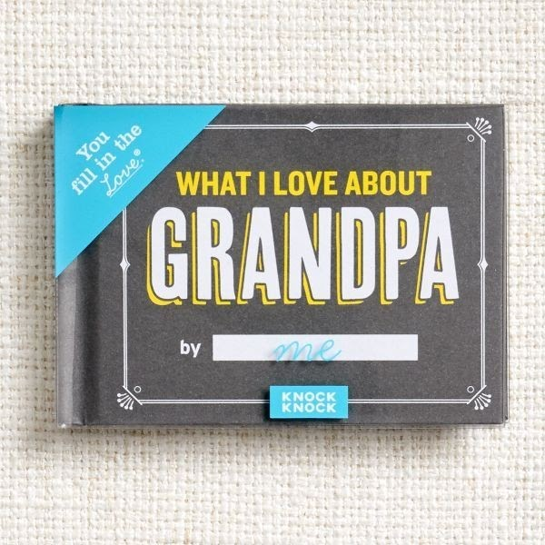 best birthday gift for grandfather